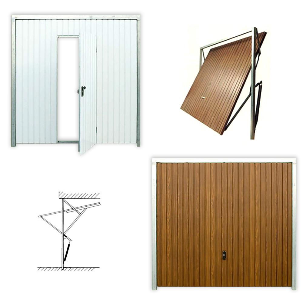 Alfamatic productos - Puertas de garaje basculantes precios ...
